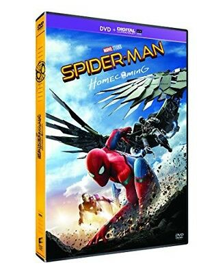 DVD Spider-Man: Homecoming - Tom Holland,Michael Keaton,Jon Watts