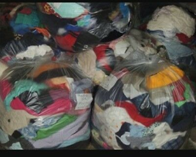 10 pounds Wholesale Mixed Lot Clothing for Resale Suprise Bag