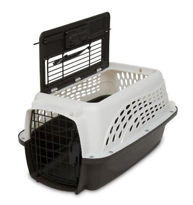 Petmate 2 portes Top Load Niche pour chat, 48,3 cm