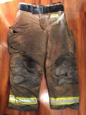 Firefighter Turnout Bunker Pants Globe 42x34 G Extreme Halloween Costume 2006