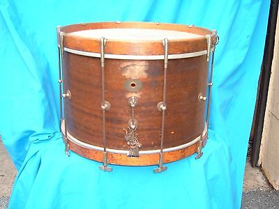 OLD Wooden Parade SNARE LUDWIG drum