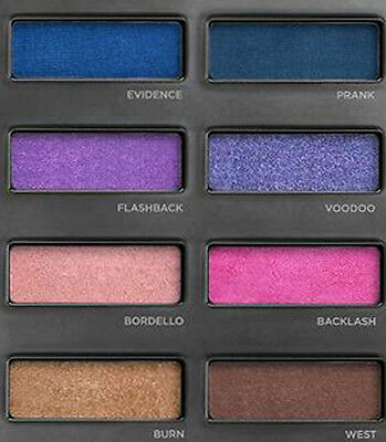 AUTH Urban Decay Eyeshadow Single Refill Choice NEW Evidence Junkie West Prank