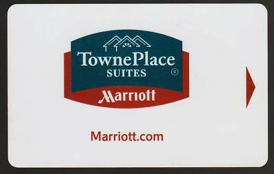 TOWNE PLACE SUITES MARRIOTT** hotel  key card*fast shipping#65