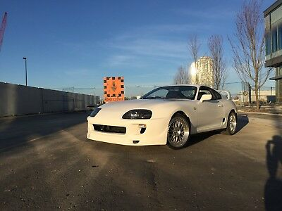 1993 Toyota Supra  1993 TOYOTA SUPRA FURIOUS 7 TRIBUTE manual