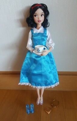 Disney Belle doll Village Dress 12 inch Beauty and the Beast