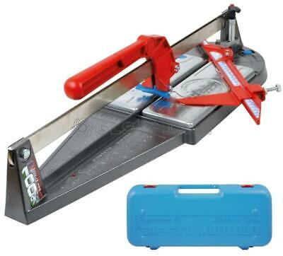 Tile Cutter Machine Manual Montolit Minipiuma 43P Cutting Lenght 45 Cm With Box