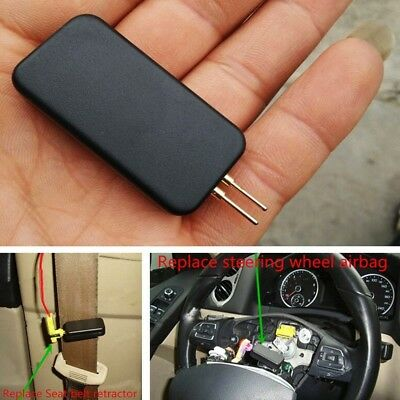 Airbag Air Bag Simulator Emulator Bypass Garage SRS Fault Finding Diagnostic HE7