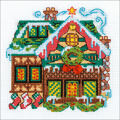 """14 Count RIOLIS Counted Cross Stitch Kit 5/""""X6.25/""""-Brave Pirate"""