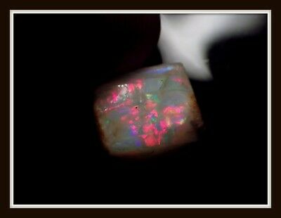 11.05ct Solid GREAT COLOUR Mintabie Opal Rubs