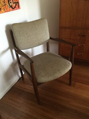 Mid Century Parker Eames Occasional Reading Chair