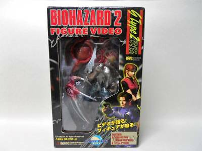 used Moby Dick Resident Evil 2 Biohazard 2 William Birkin G Type 2 hot toys VHS