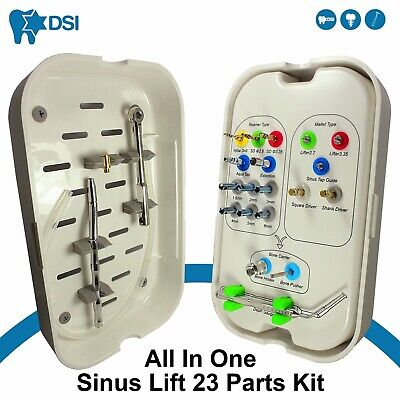 DSI Dental Implant Sinus Lifting Elevation Expander Surgical Instrument Tool