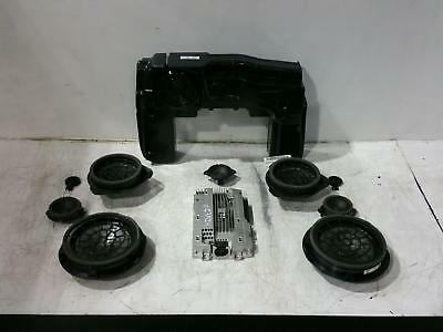 2015 AUDI A1 Loud Speakers Front Door - BOSE surround sound System 10-17