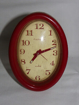Alter Fichter Wecker Alarm Clock                              #8