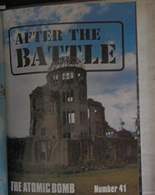 AFTER THE BATTLE MAGAZINE No.41 THE ATOMIC BOMB