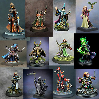 Reaper Miniatures Silver 25th Anniversary Edition, 12 Pack: January - December