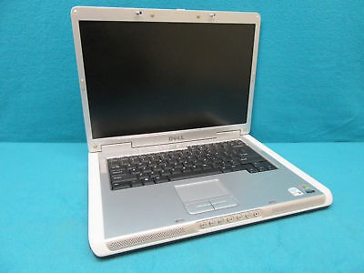 "Dell Inspiron 6400 15.6"" Laptop with Intel Core 2 Duo 1.66GHz 2GB RAM No HDD"