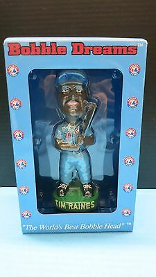 Tim Raines  Hof Bobble Dreams Montreal Expos Baseball Brand New  #1482 Of 5000