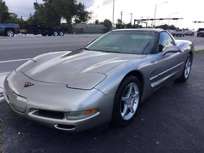 2001 Chevrolet Corvette Corvette 2001 Chevrolet Corvette 2dr Coupe 5.7L V8 Automatic Florida Clean Vette NICE!!!