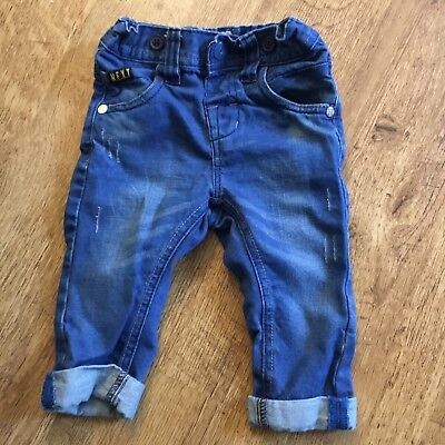 Baby Boys Next Jeans - 9-12 Months