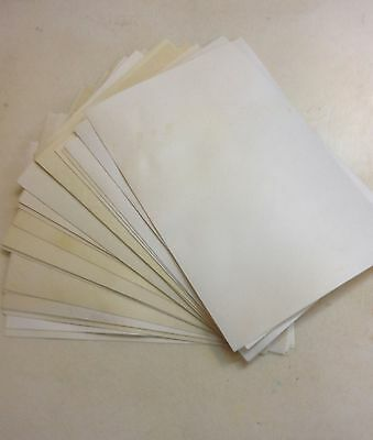 Real Medieval Parchment/Vellum sheep/goat/calf skin handmade (12x16 inch)