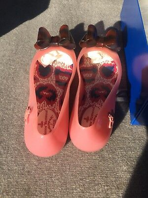 Vivienne westwood with melissa anglomania Pink size 6