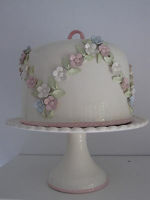 Decorative Cake stand and cover