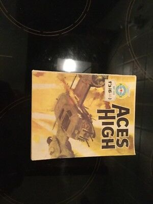 Air Ace Picture Library, No 544 Aces High