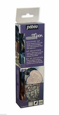 Pebeo Fantasy Moon Discovery Paint Set Of 6