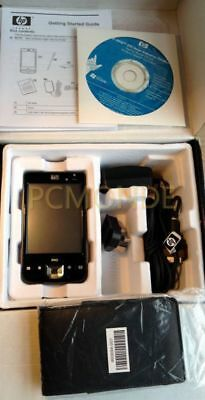 Open-Box HP iPAQ 210 211 212 214 216 Enterprise Handheld Win 6.0 624MHz (FB040AA