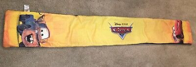 Disney Pixar Cars Scarf, Lightning McQueen and Tow Mater