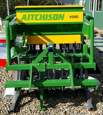 Aitchison Vineyard Seed Drill Model: V 08 D