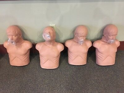 CPR manikins. Simulaids good used condition.