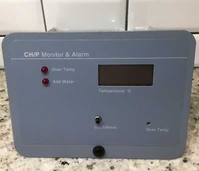 Used CH/P Monitor & Alarm.  Forma Scientific Water-Jacketed CO2 Incubator Temp.