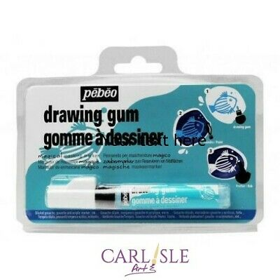 Pebeo Drawing Gum Magic Marker