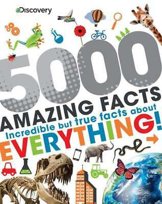 New Kids Discovery 5000 Awesome Facts gift