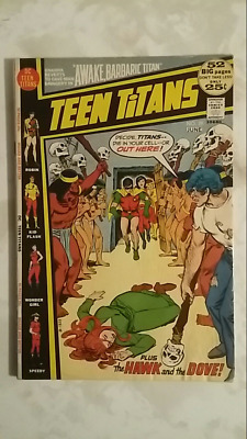 Teen Titans #39 (1972) DC  Awake..Barbarian Titan!  Early Issue! PRICED TO SELL!