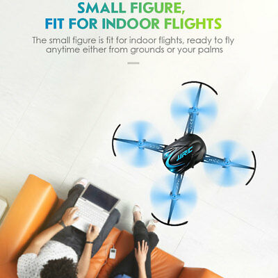 JJRC H48 Mini 4CH 6 Axis Remote Quadcopters Drone Aircraft Children Toys