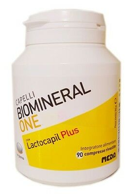 Biomineral ONE con Lactocapil Plus 90 compresse