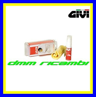 Kit Spray AntiFog GIVI specifico per le visiere caschi e lenti occhiale Z1897R