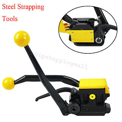 A333 Steel Strapping Tools for Strap Steels Width from 13 to 19mm Flat Package
