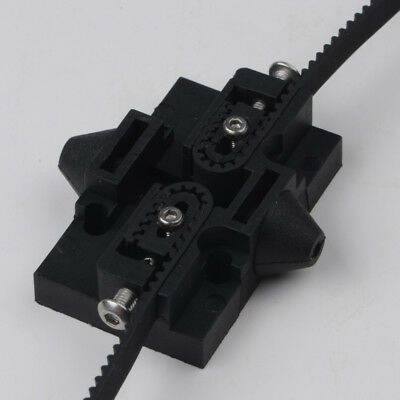 Adjustable 20*20mm M3 Effector Delta Pulley Injection Molded Piece 3D Printer
