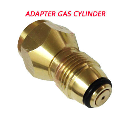 20-40LB Propane Refill Adapter Gas Cylinder Tank Coupler Heater Camping cylinder