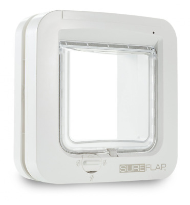 Sureflap Microchip Cat Flap - Works with Your Cat's Existing Microchip BRAND NEW