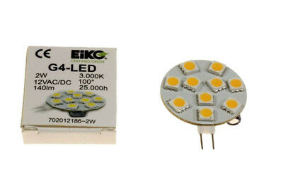 D53065. Led Lampe G4 10 Smd Led S  (NEUF) - SemBoutique