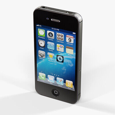 Apple iPhone 4s - 8gb (EE) - Black  Mobile phone Grade *** A ***  Bargain