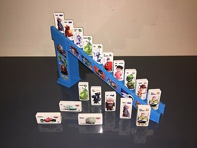 Bulk Lot of 18 Woolworths Stars Disney Dominos and Special Display Stand