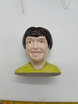Lorna Bailey Vase - Self Portrait bust Limited addition 9/100