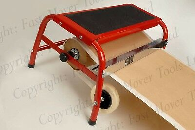 "Masking Paper Dispenser Tape Reel Machine Step Stool Seat Stand Holder 18"" 450Mm"