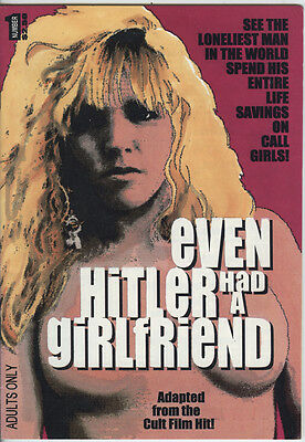 Even Hitler Had A Girlfriend Issue 1 by Draculina Publications Movie Adaptation